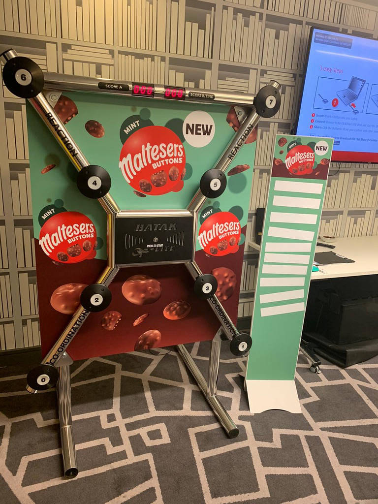 Fully branded batak game hire